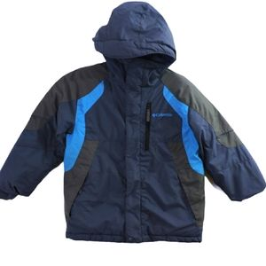 Columbia youth winter puffer jacket size 8 youth
